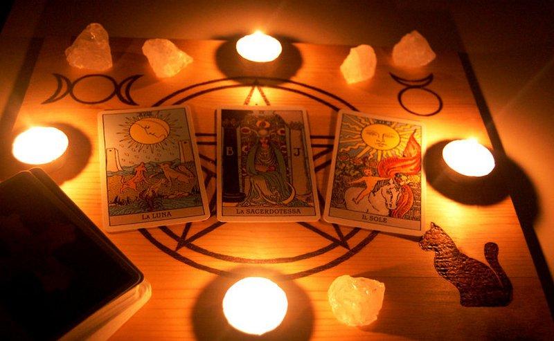 зарядить крты таро своими руками энергетикой при свечах