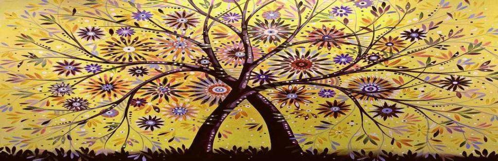 Древнее гадание на кофейной гуще Деревья и цветы