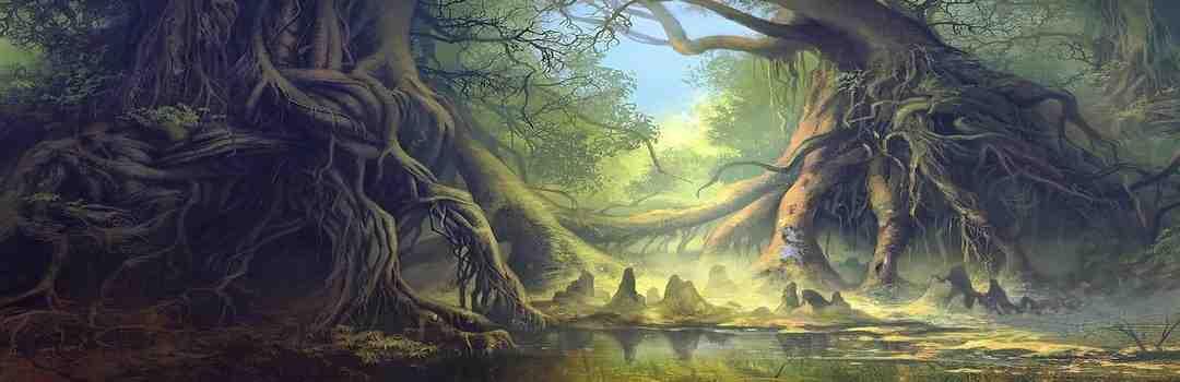 деревья убийцы таро джунга