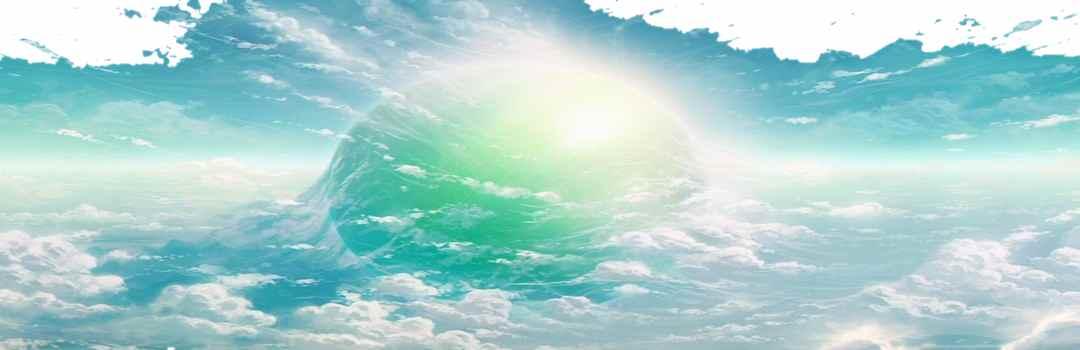 духовная энергия как океан