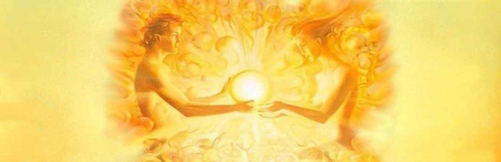 человек может восстанавливать духовную энергию