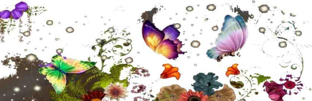 бабочки после простукивания