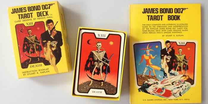 карты Таро James Bond 007