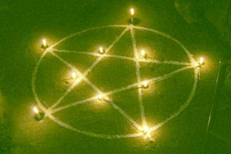 магический круг для магии магические инструменты таро джунга